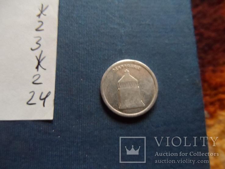 Слиток жетон Мавзолей  серебро 999   (Ж.2.24)~, фото №7