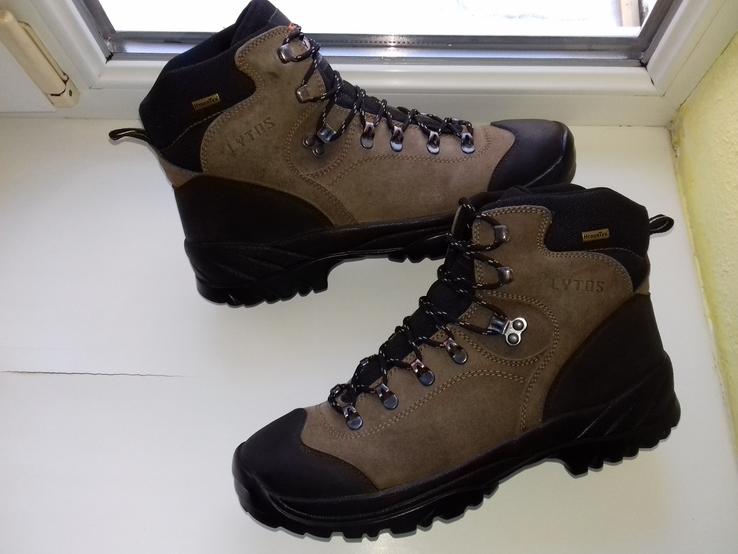 Ботинки LYTOS из Натуральной Кожи (Розмір-44\28.2)