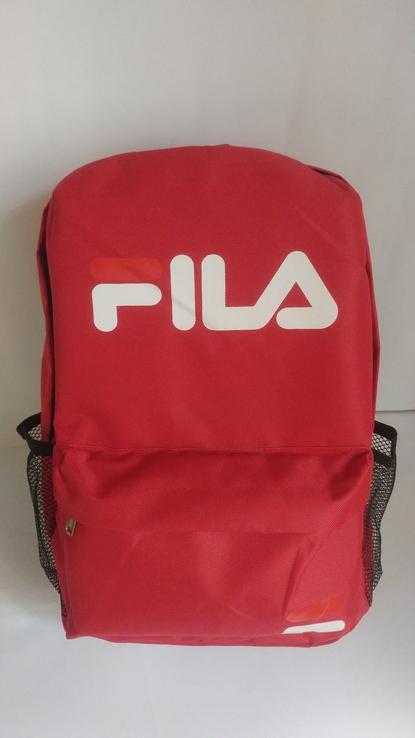 Рюкзак городской красный