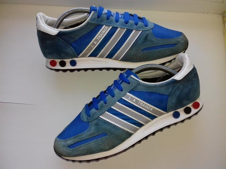 Кросовки Adidas L.A.Trainer из Натуральной Кожи (Розмір-42\27)