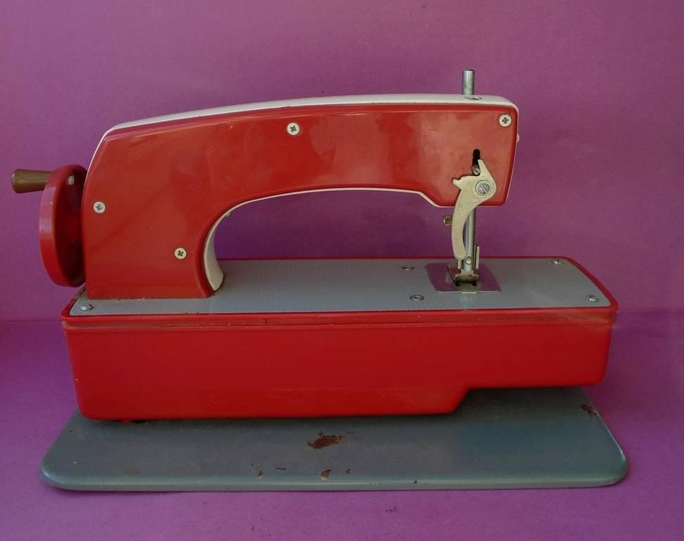 Детская швейная машинка., фото №4