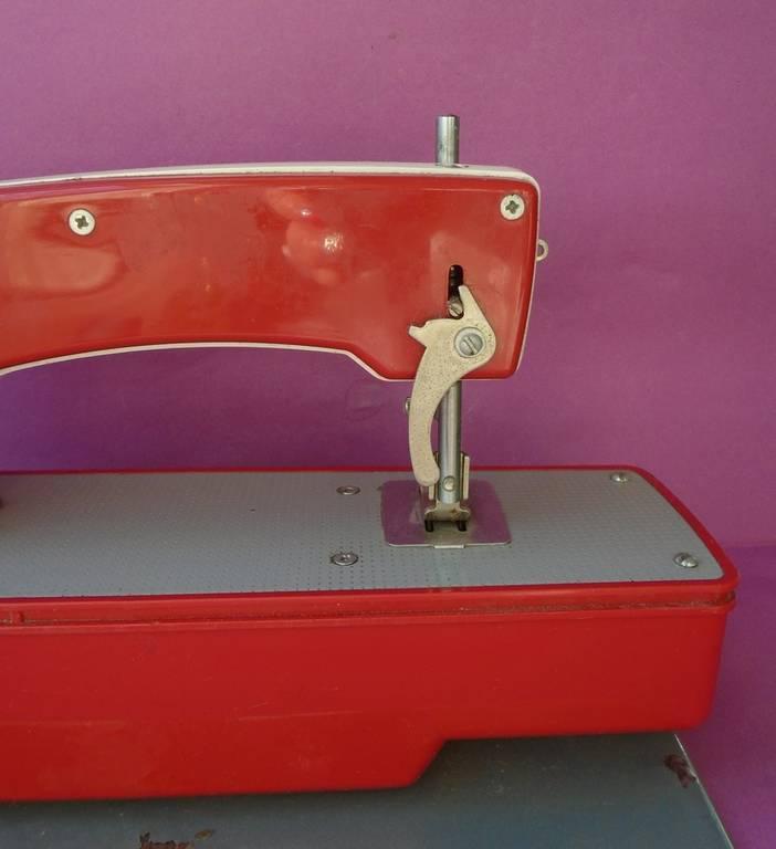 Детская швейная машинка., фото №5