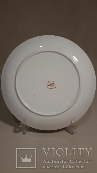 Тарелка фарфоровая Argyle. Англия., фото №6