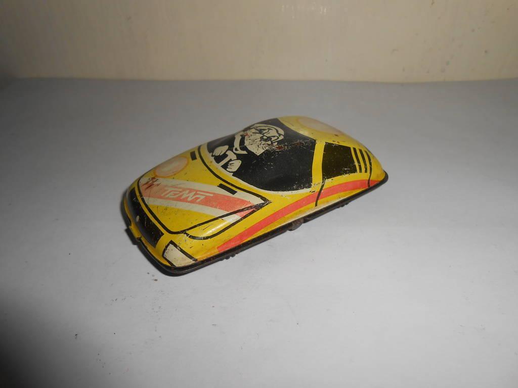 Машинка Темп Металл Детская игрушка, фото №2