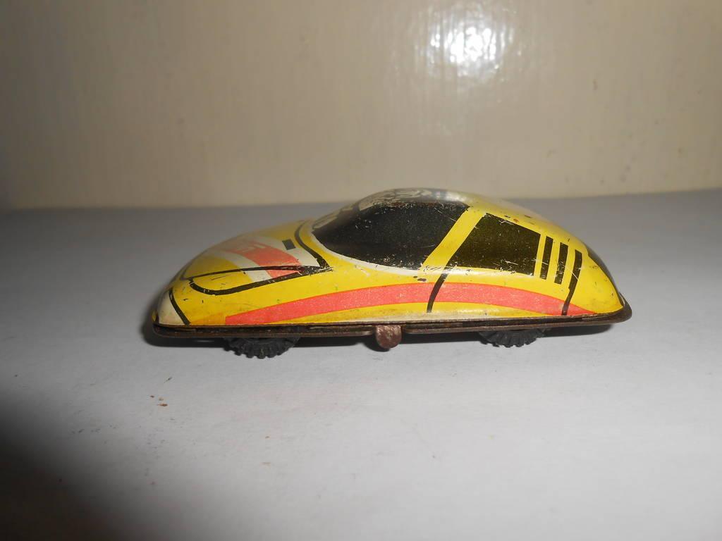 Машинка Темп Металл Детская игрушка, фото №3