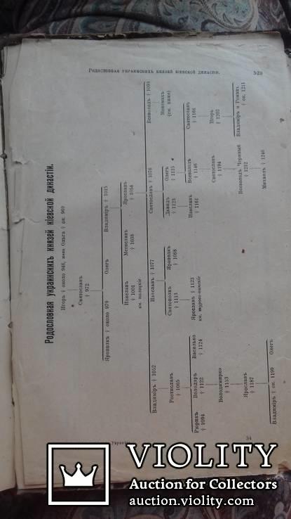 М. Грушевский . Илюстрированная история Украины. 1913 г. С 387 рисунками., фото №9