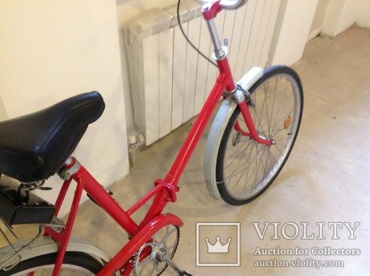 Велосипед Салют СССР