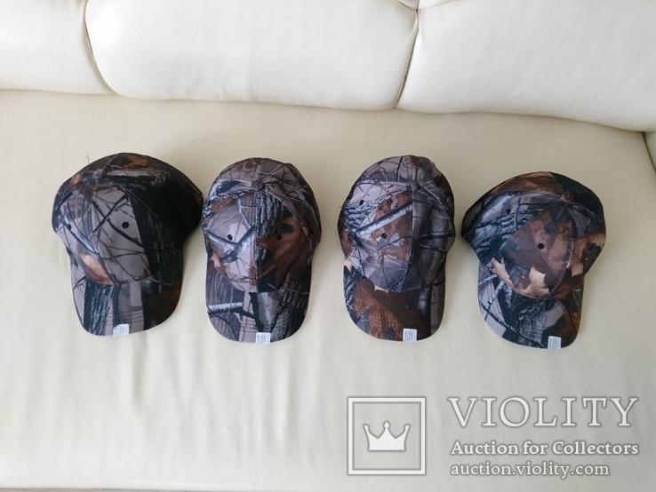 Камуфляжная кепка, бейсболка, для рыбалки, охоты, копа. 4 вида, фото №4