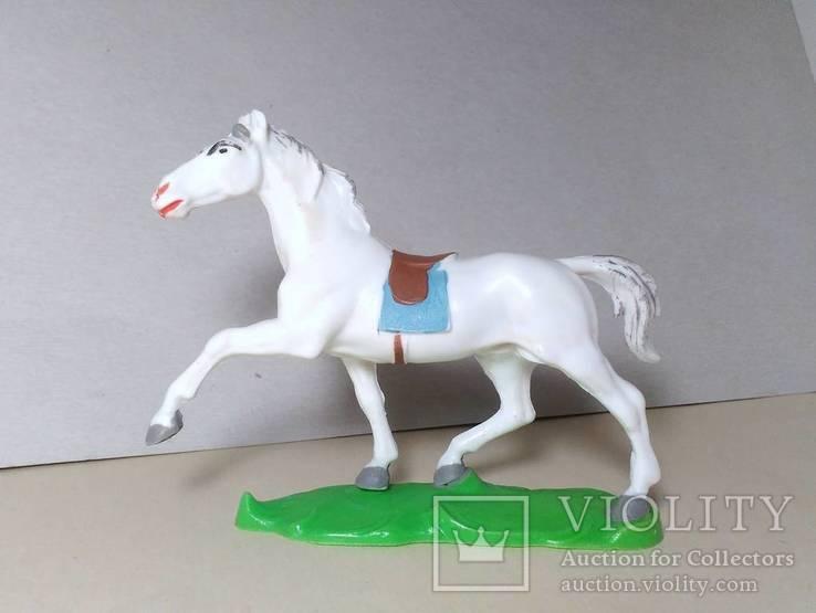Лошадь для индейцев и ковбоев ГДР 2