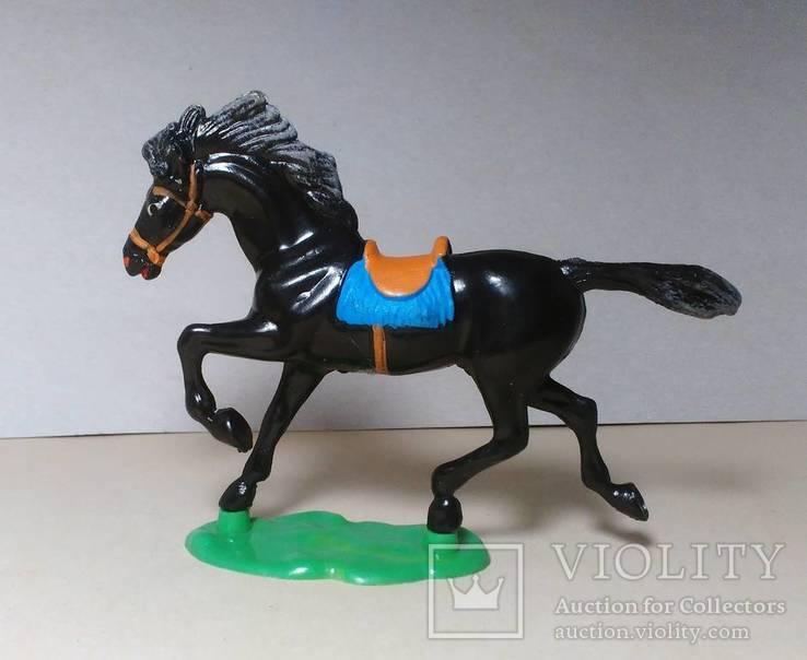 Лошадь для индейцев и ковбоев ГДР 4