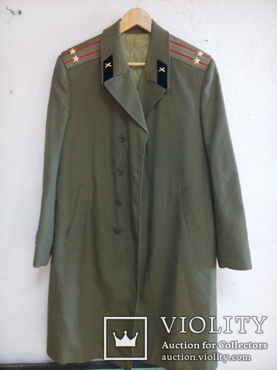 Пальто военное - «VIOLITY» Auction for collectors ec1842af9484d