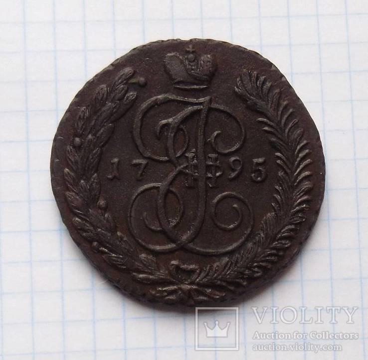 Пятак 1795 года ам
