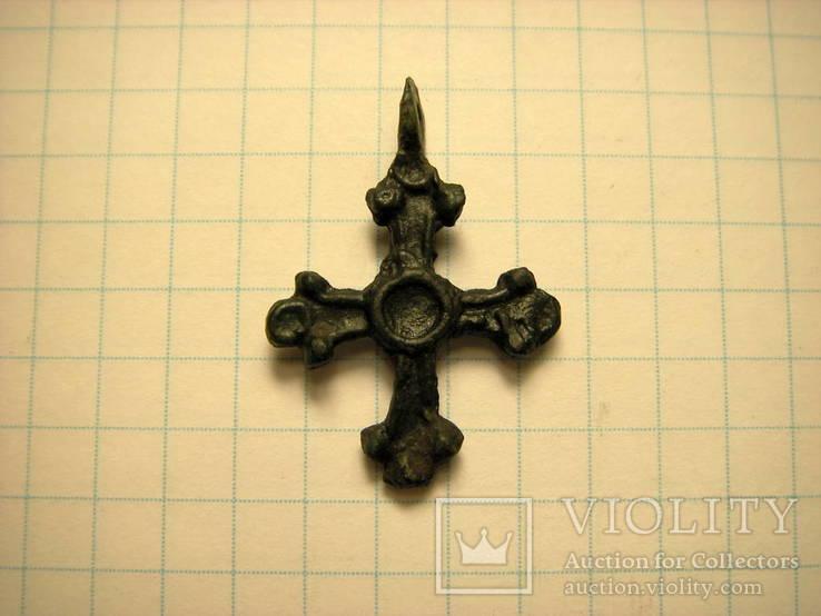 Крестик, фото №5