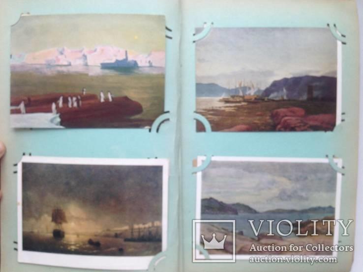 Альбом с открытками ссср, фото №5