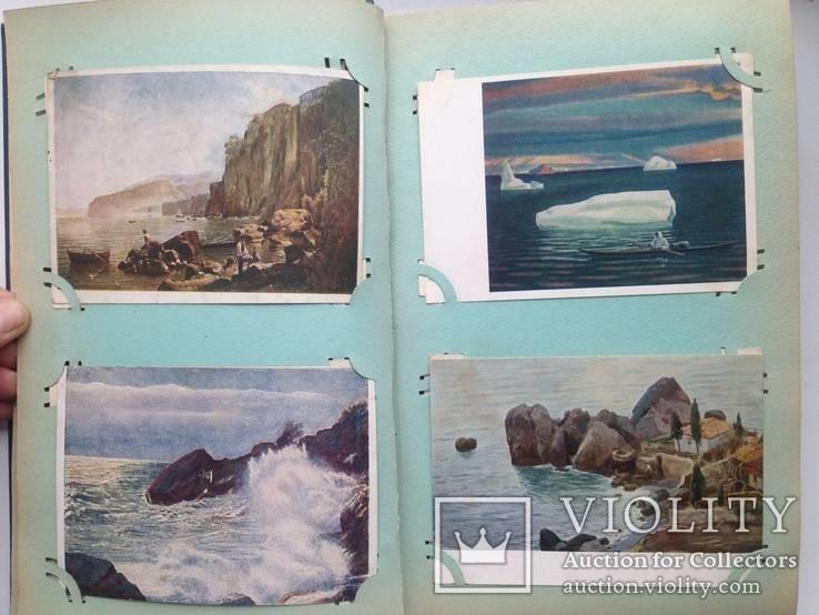 Альбом с открытками ссср, фото №6