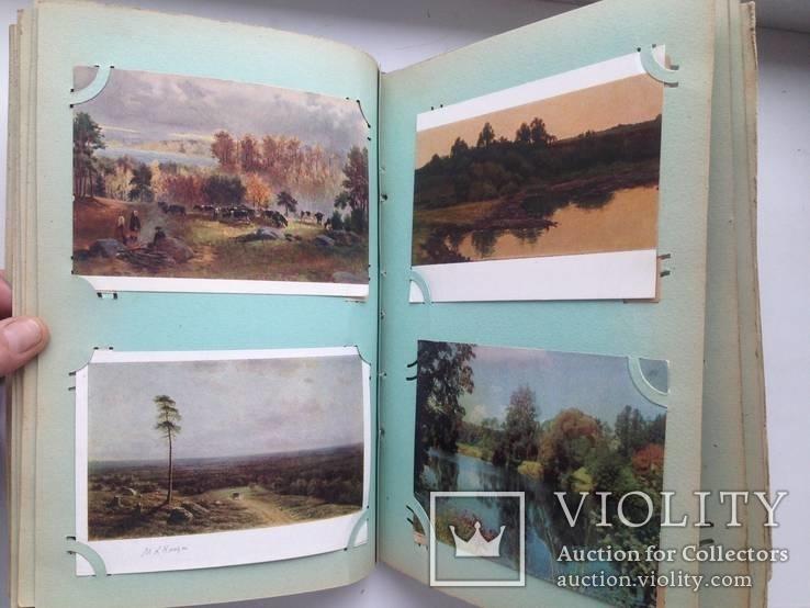 Альбом с открытками ссср, фото №12