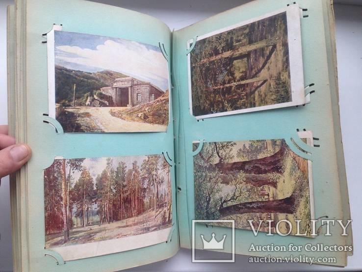 Альбом с открытками ссср, фото №13