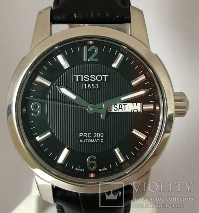 Часы наручные Tissot PRC-200