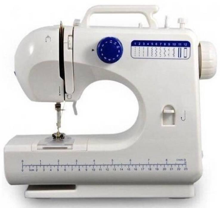 Домашняя швейная машинка 12 в 1
