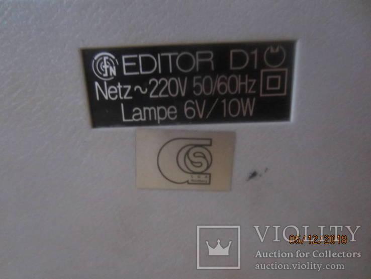 Монтажный стол Porst Editor E1 Germany, фото №9
