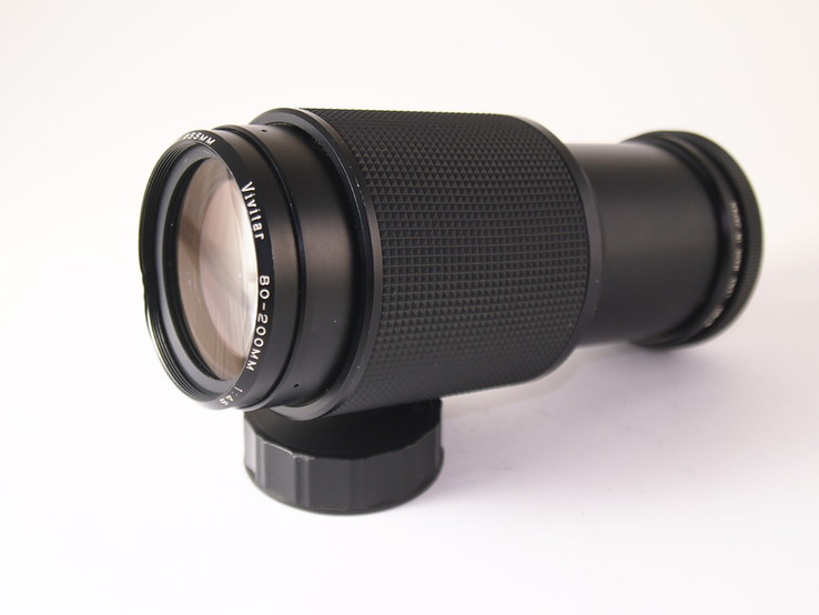 Объектив VIVITAR 80 - 200mm  1 : 4.5 Auto Zoom Japan., фото №3