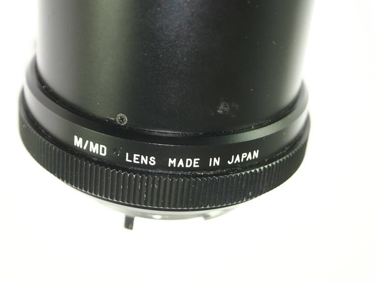 Объектив VIVITAR 80 - 200mm  1 : 4.5 Auto Zoom Japan., фото №4