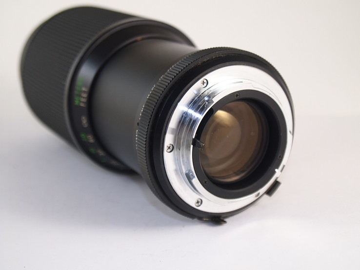 Объектив VIVITAR 80 - 200mm  1 : 4.5 Auto Zoom Japan., фото №5