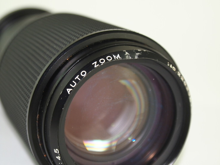 Объектив VIVITAR 80 - 200mm  1 : 4.5 Auto Zoom Japan., фото №8