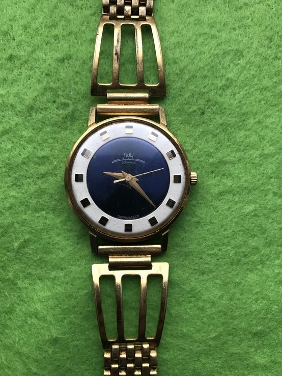 Часы Луч с браслетом ау 10