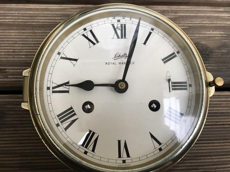 Часы каютные Schatz c боем склянок
