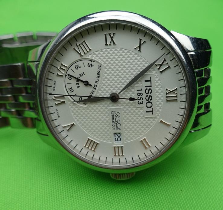 Часы Tissot Le Locle с запасом хода