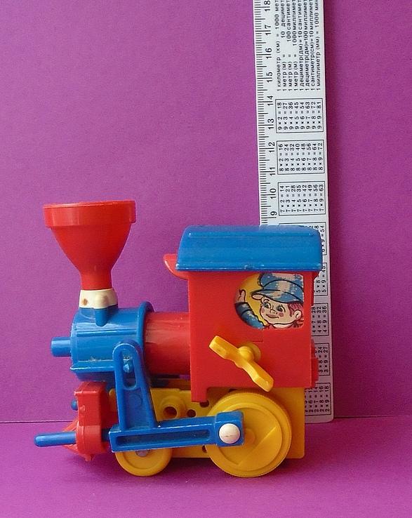 """Игрушка. """"Детский паровозик"""", фото №2"""