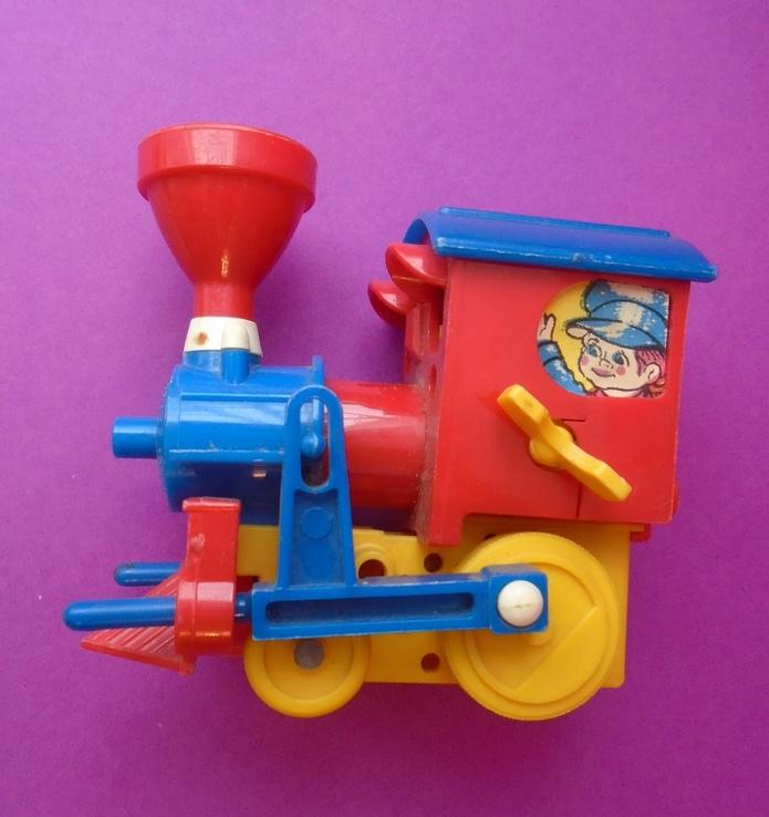 """Игрушка. """"Детский паровозик"""", фото №3"""