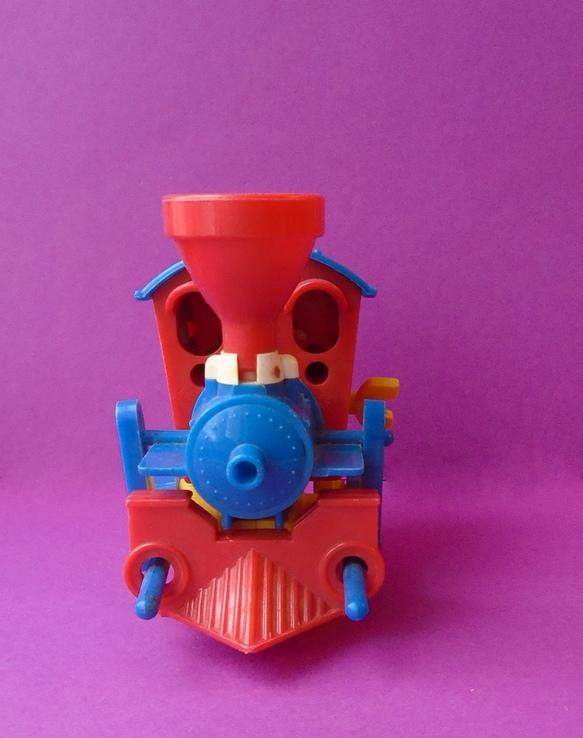 """Игрушка. """"Детский паровозик"""", фото №5"""