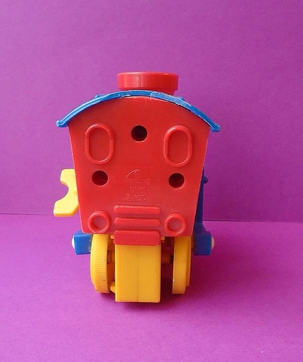"""Игрушка. """"Детский паровозик"""", фото №6"""