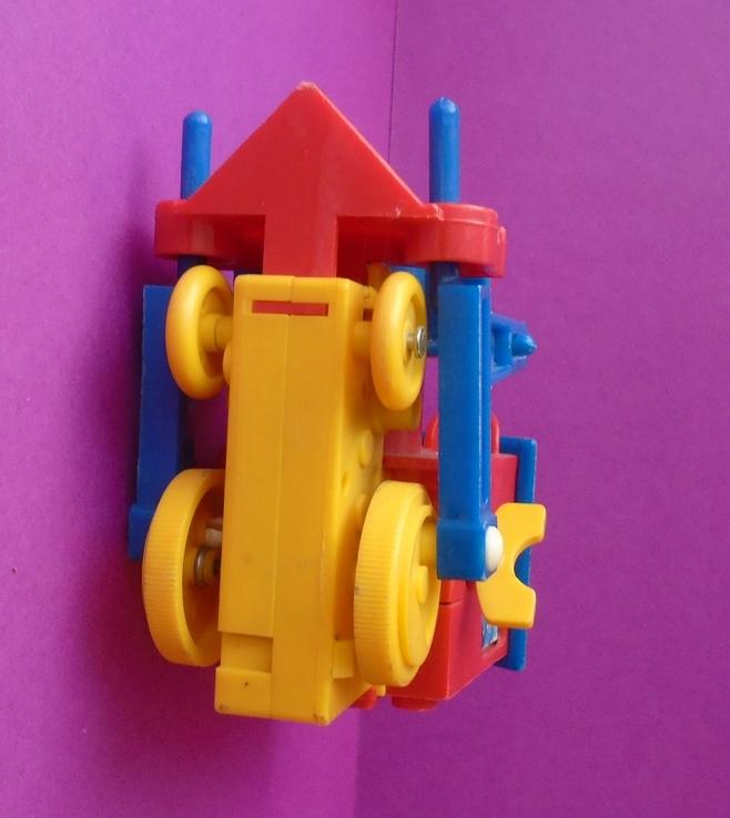"""Игрушка. """"Детский паровозик"""", фото №8"""