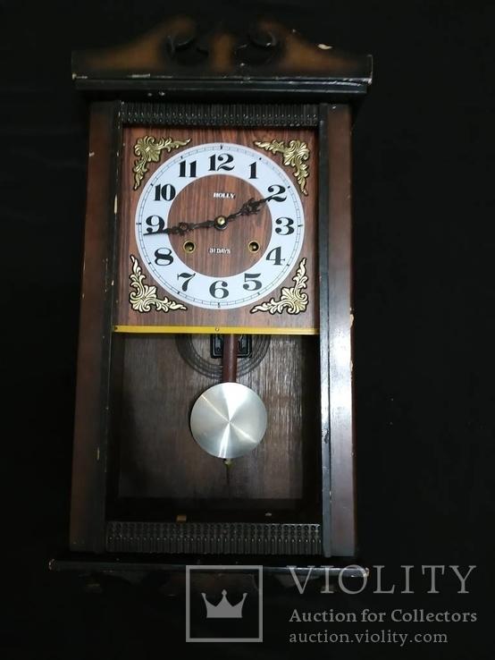 Настенные Часы с Боем Holly