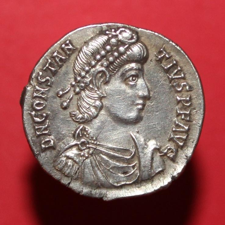 Силиква Constantius II Sirmium