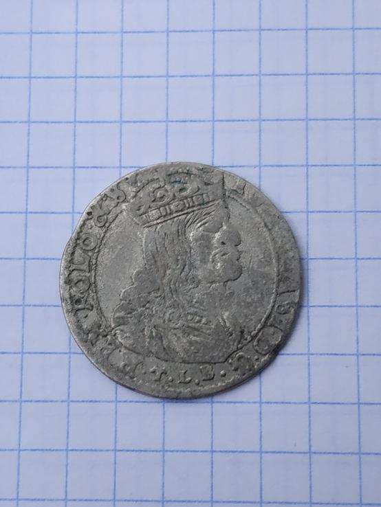6 грош 1665 року