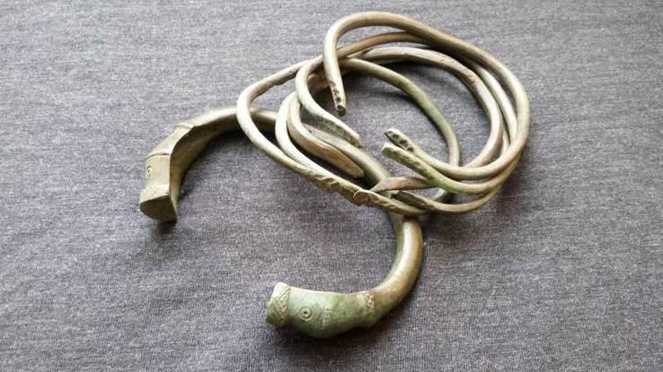 Античные браслеты