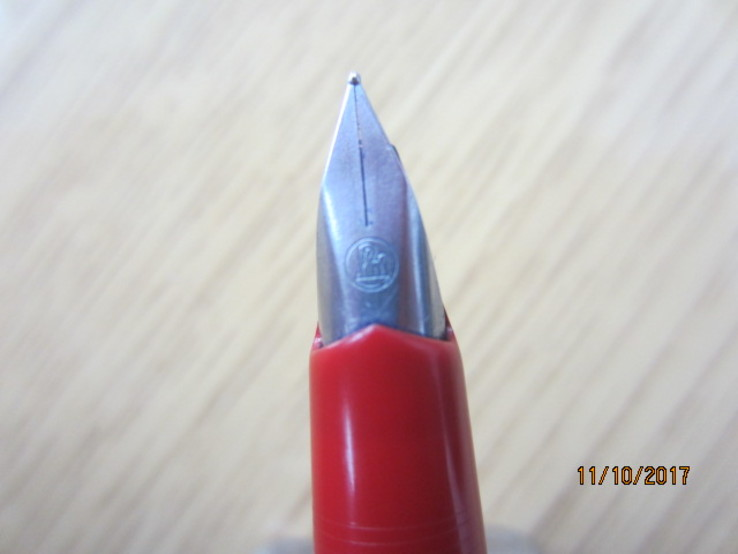 1967 Pelikan Pelikano перьевая ручка rar, фото №9