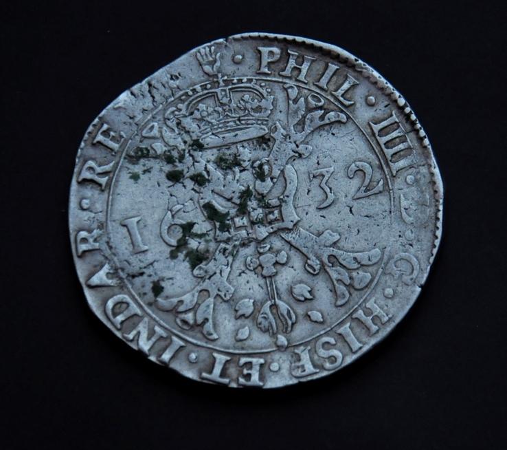 Талер 1632 (помилка слова INDAR)