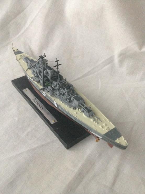 Детализировая Модель военного корабля