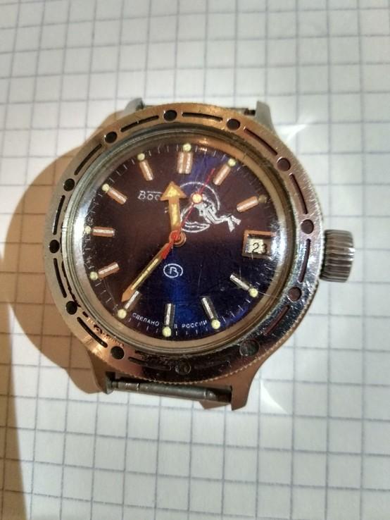 Часы Амфибия 200м