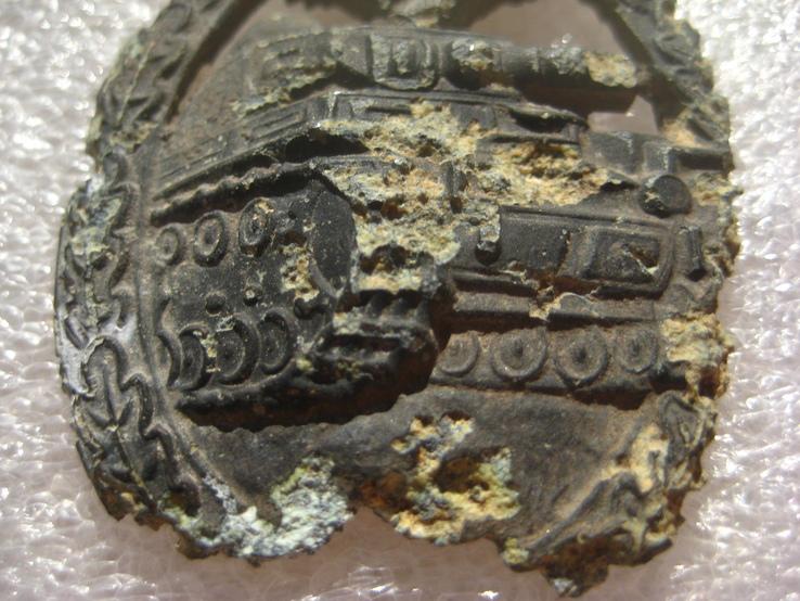 За танкову атаку (нагрудний знак), фото №5
