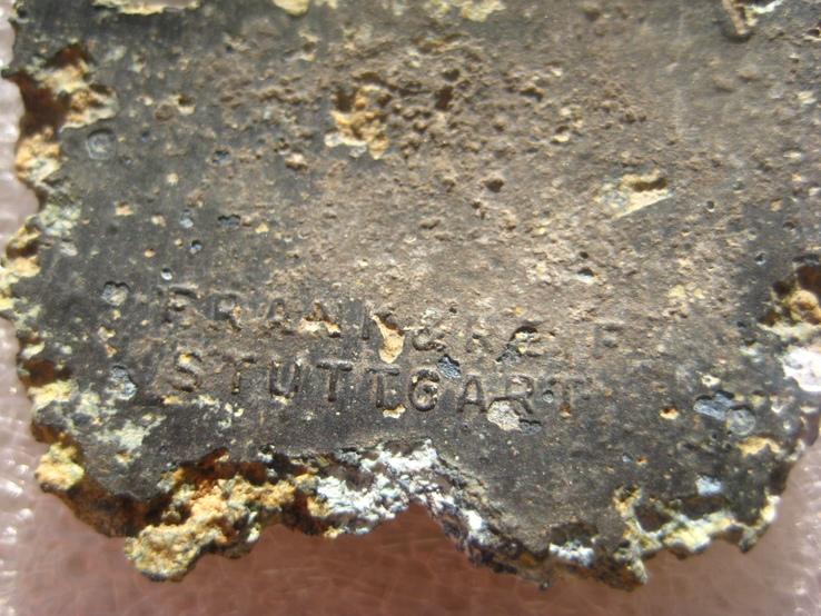 За танкову атаку (нагрудний знак), фото №12