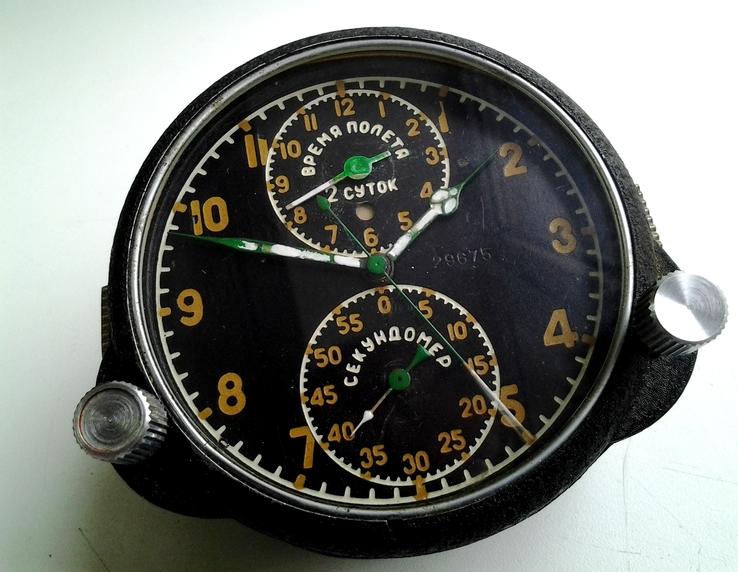 Часы авиационные 1 МЧЗ (рабочие)
