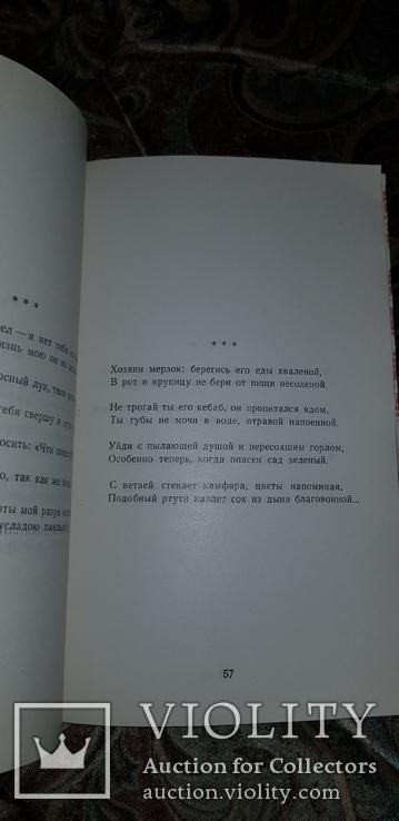 Рудаки.  Избранное.  1958г., фото №7