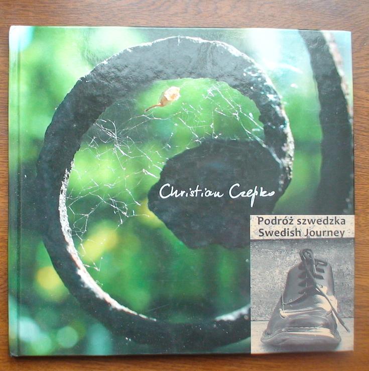 """Christia Czepko """"Podroz szwedska"""" 2008р. (польська мова), фото №2"""