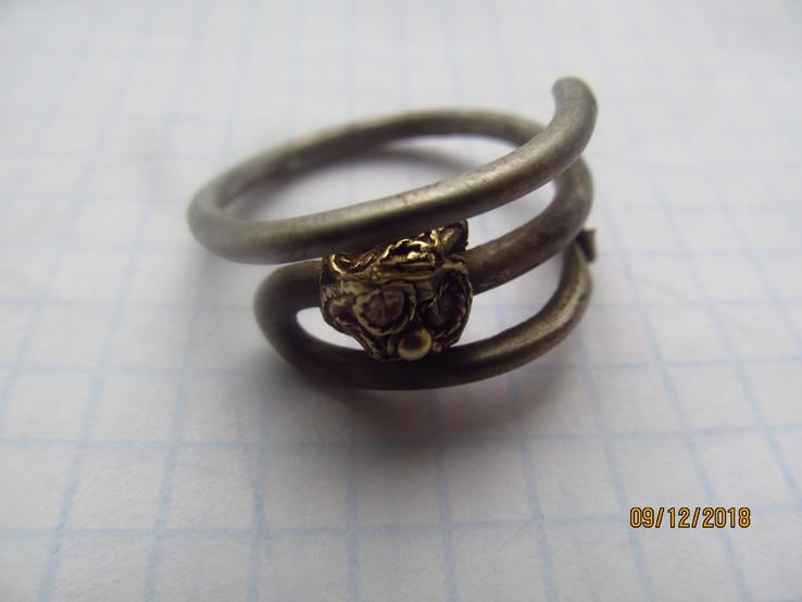 Височное украшение (золото,серебро)